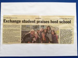 CST Newspaper